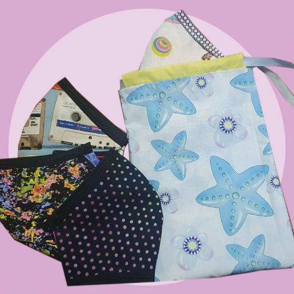 Starfish Washbag | Washbags | PIRATE SPIRIT