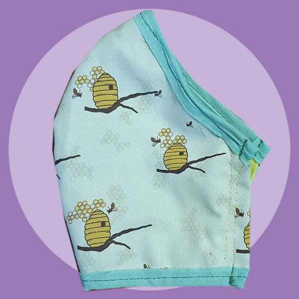 Bees Mask | PIRATESPIRIT