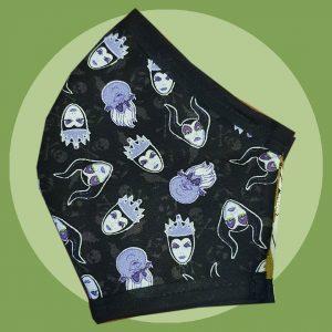 Poor Unfortunate Souls Mask - Disney Villains | PIRATE SPIRIT
