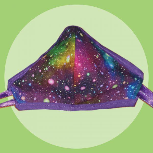 Galaxy Mask | PIRATESPIRIT