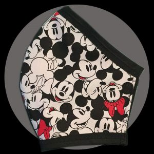 Micky Minnie. Mouse Mask | PIRATESPIRIT