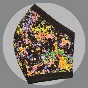 Paint Splatter Mask | PIRATESPIRIT