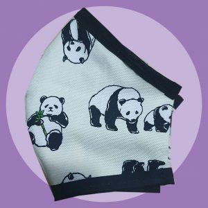 Pandas Mask | PIRATESPIRIT