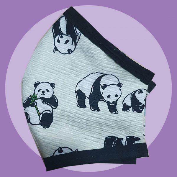 Pandas Mask   PIRATESPIRIT