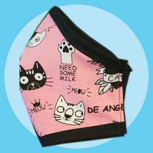 Cat Needs. Milk. Mask | PIRATESPIRIT