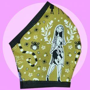 Sally Mask - Nightmare Before Christmas | PIRATE SPIRIT
