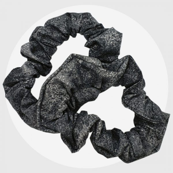 Dark Sparkle Scrunchies | Pirate Spirit