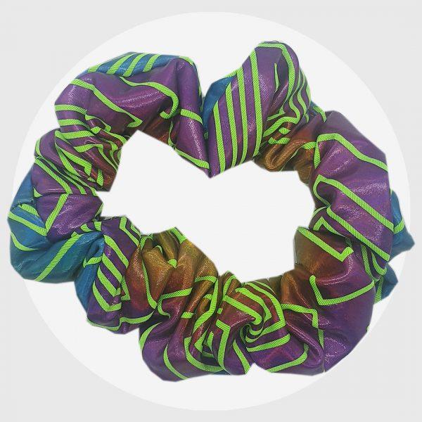 Electro Rainbow Scrunchies | PIRATE SPIRIT