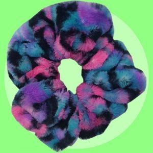 Fluffy Floss Scrunchies | PIRATE SPIRIT