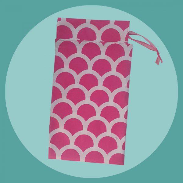 Pink Scales Bag | PIRATE SPIRIT