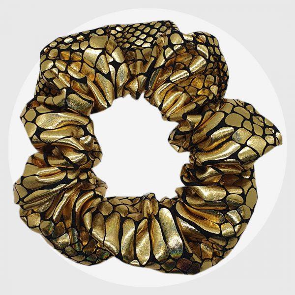 Gold Reptilian | PIRATE SPIRIT