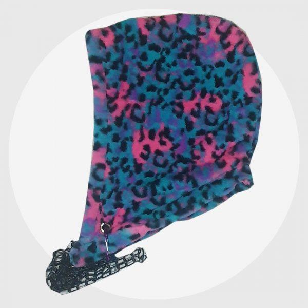 Disco Cheetah Reversible Hood | PIRATE SPIRIT