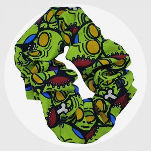 Zombies Scrunchies | PIRATE SPIRIT