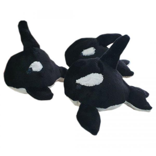 Oca (Killer Whale) Plushies   PIRATE SPIRIT