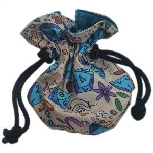 D&D Dice Bag | Pirate Spirit