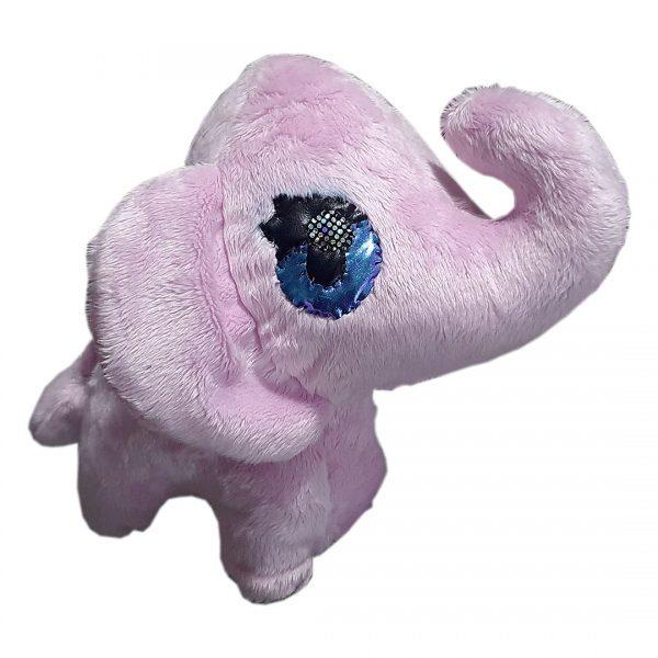 Handmade Elephant Plushie