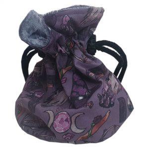 Witchy Vibes Bag - Tarot, Rune & Crystals | Pirate Spirit