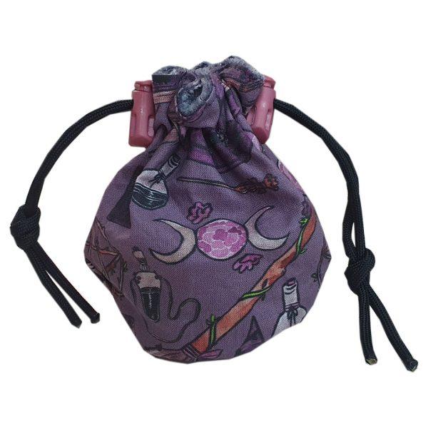 Witchy Vibes Bag - Tarot, Rune & Crystals   Pirate Spirit